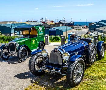 Vintage Car Rally 4