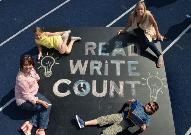 Read, Write, Count has identified some fun ways to introduce learning activities into their childrens daily routines.