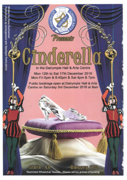 Cinderella @ Dalrymple Hall | Fraserburgh | Scotland | United Kingdom