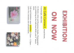 Exhibition On Now At Cafe Connect @ Cafe Connect